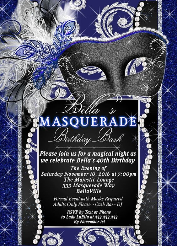 Masquerade Ball Invitations Wording Lovely Masquerade Party Invitation Mardi Gras Party Party by