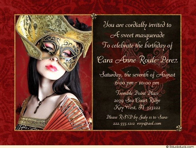 Masquerade Ball Invite Wording New 17 Best Images About Masquerade Party Invitations & Mardi Gras event Ideas On Pinterest