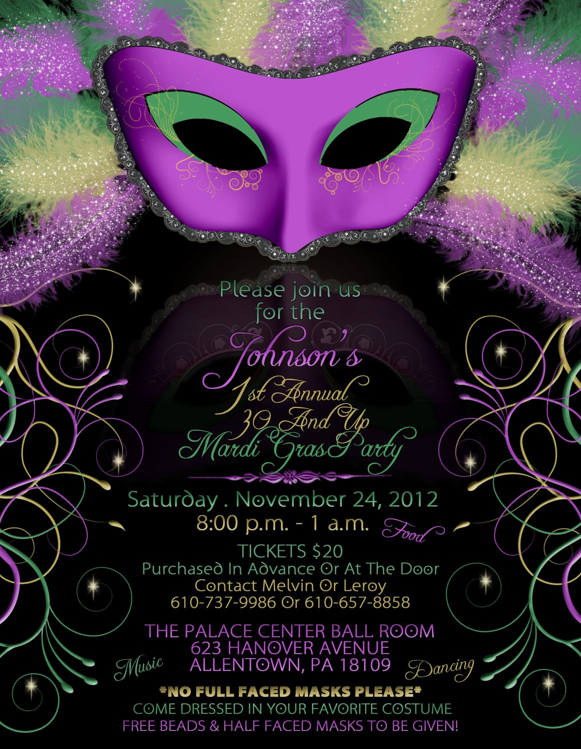 Masquerade Invitations Template Free Beautiful Mardi Gras Party Invitations Templates Cloudinvitation
