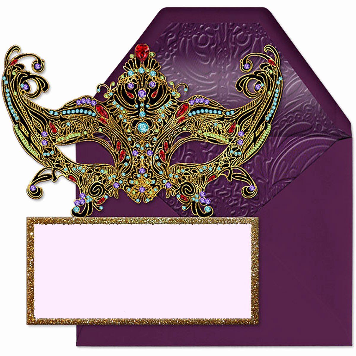 Masquerade Invitations Template Free Elegant Free Printable Masquerade Invitation Templates