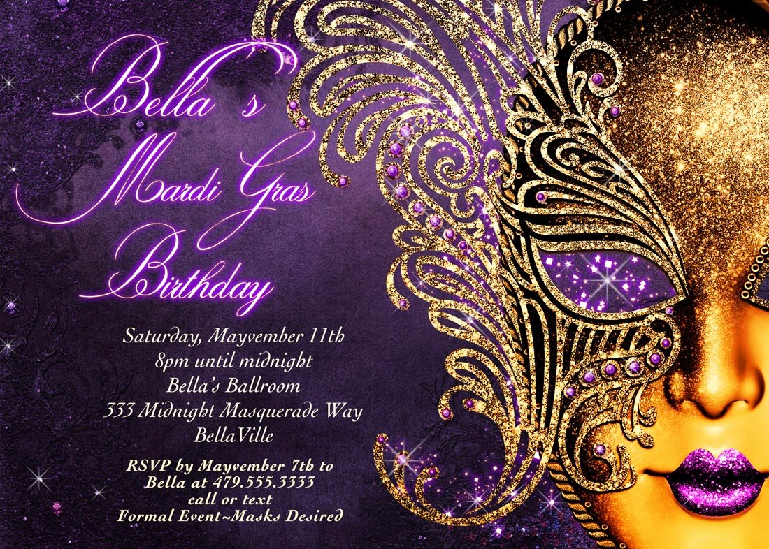 Masquerade Invitations Template Free Fresh Bella Luella January Has E and Gone
