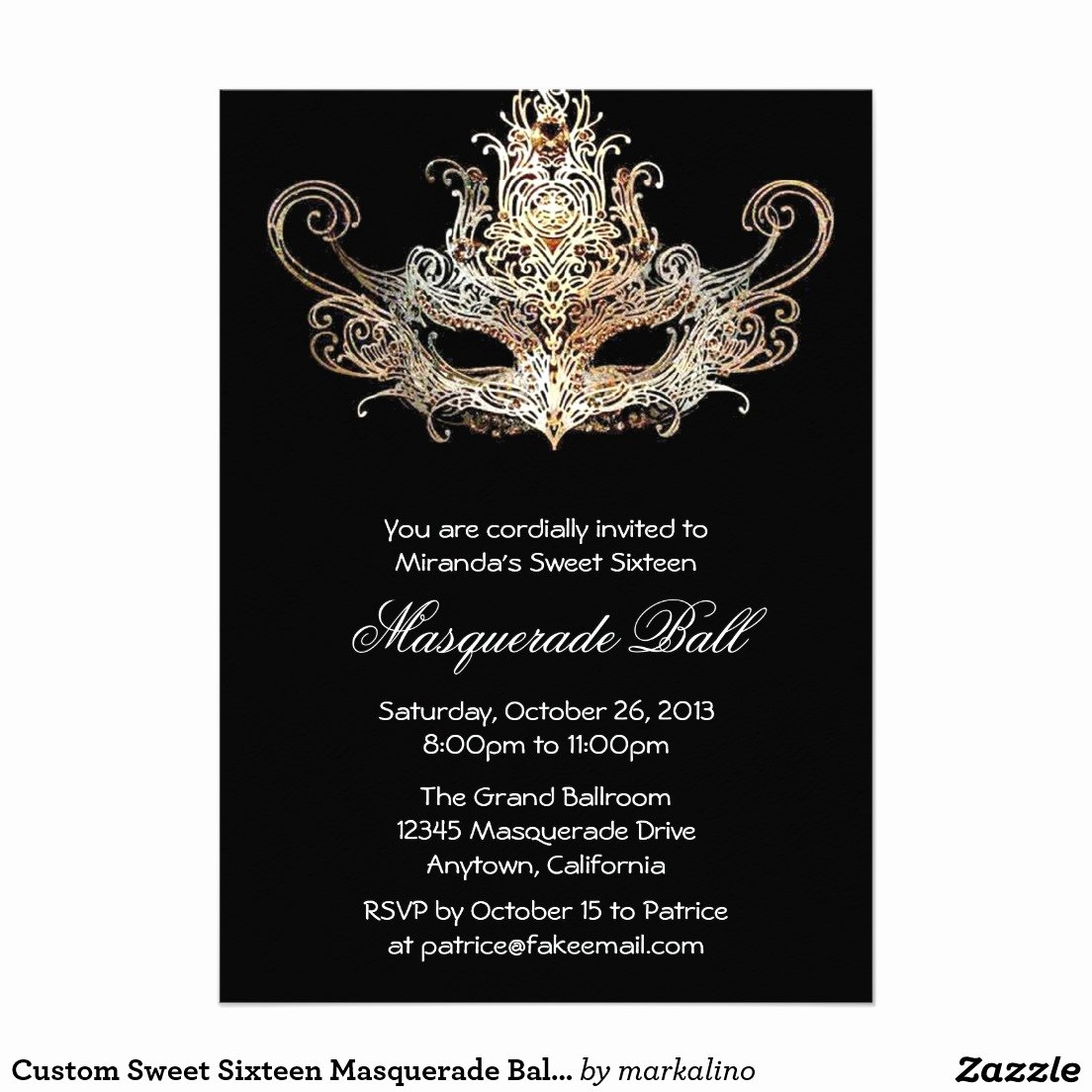Masquerade Invitations Template Free Unique You are Cordially Invited Templates