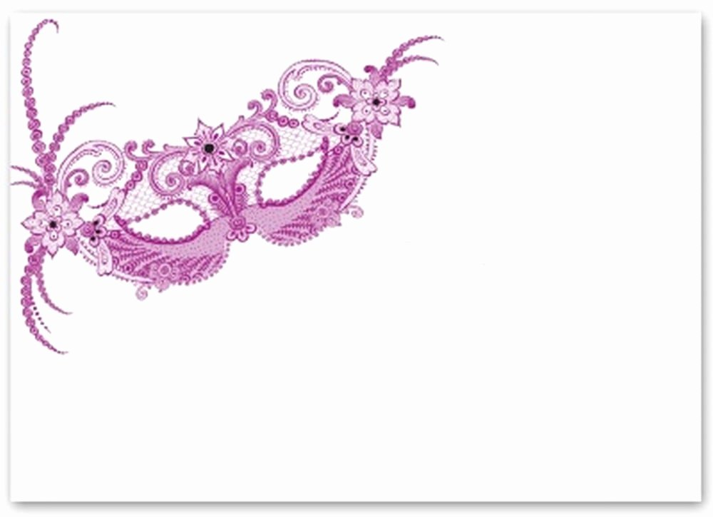 Masquerade Invitations Templates Free New Free Birthday Party Invitations Templates Printable