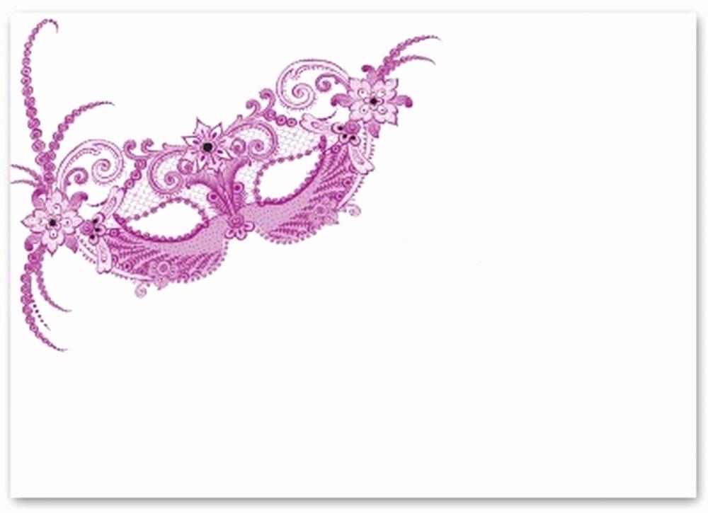 Masquerade Invitations Templates Free New Free Birthday Party Invitations Templates Printable