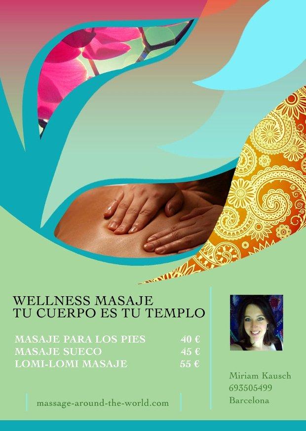 Massage Flyer Template Free Best Of 22 Best Massage Flyer Designs Word Psd Ai Eps Vector formats