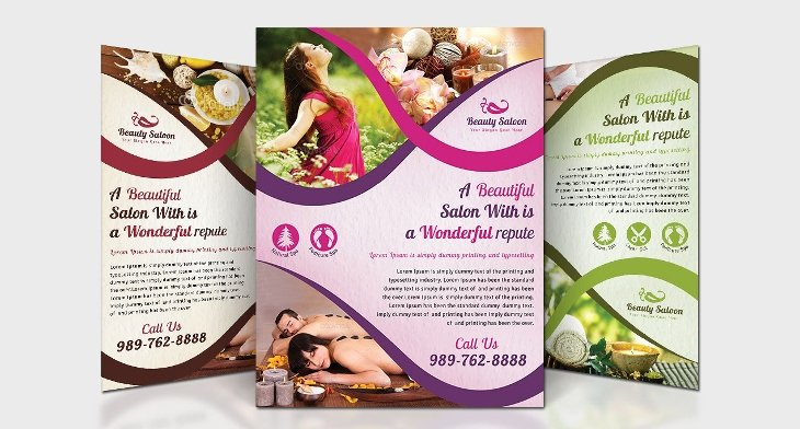 Massage Flyer Template Free Unique 19 Massage Flyer Templates Printable Psd Ai Vector Eps format Download