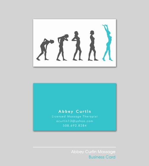 Massage therapist Business Card New Best 25 Massage Business Ideas On Pinterest