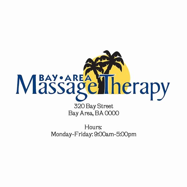 Massage therapist Business Cards Example Beautiful Ideas & Examples for Massage therapist Business Cards Free Template Included