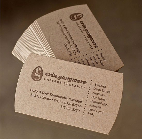 Massage therapy Business Cards Luxury Massage therapist Business Card Samples & Ideas