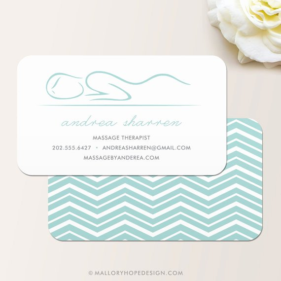 Massage therapy Business Cards New Massage therapy Business Cards How to Make Your Clients Love them Massagebook