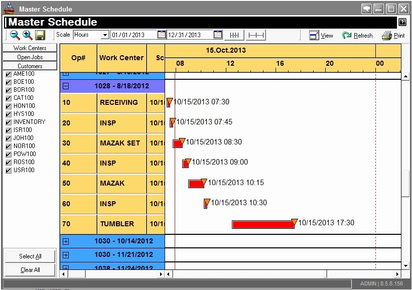 Master Production Schedule Excel Luxury Master Production Scheduling software