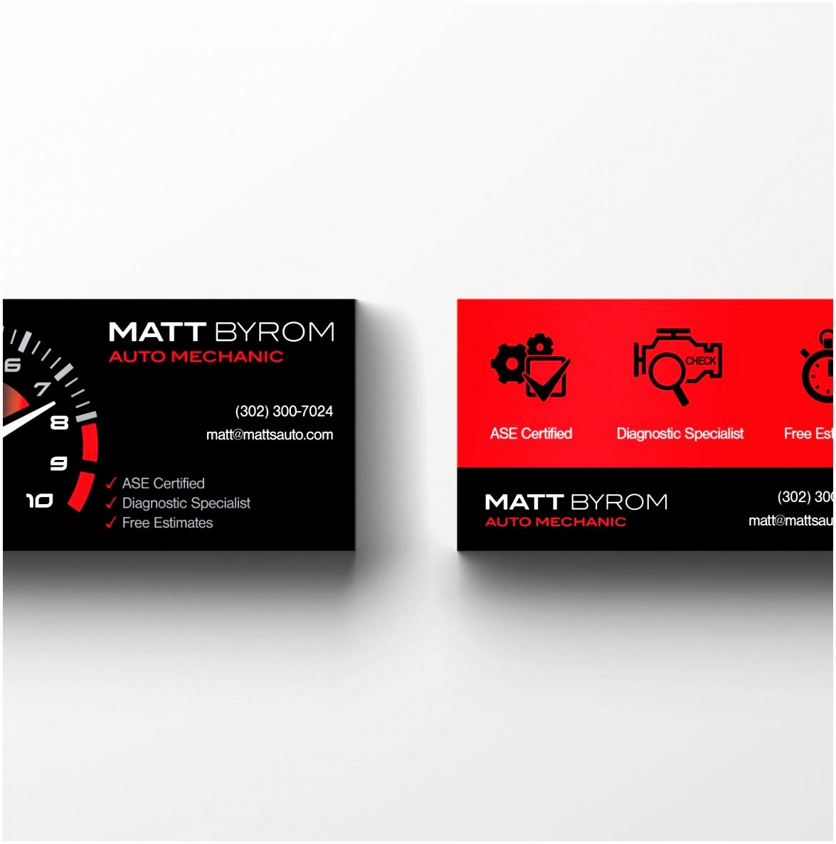 Mechanic Business Cards Templates Free Beautiful 12 Mechanic Business Cards Templates Free Vujkp