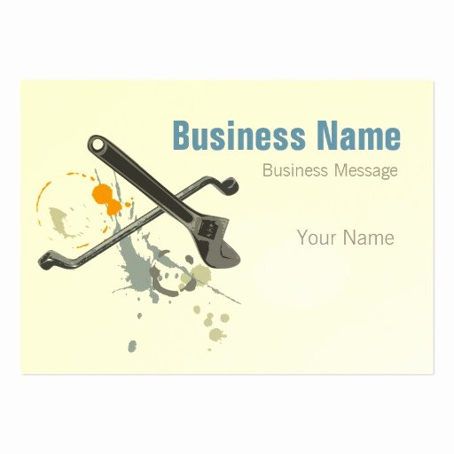Mechanic Business Cards Templates Free Elegant Mechanic Business Cards Pack 100
