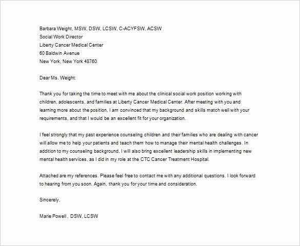 Medical assistant Thank You Letter Best Of 9 Medical Thank You Letter Templates Doc Pdf