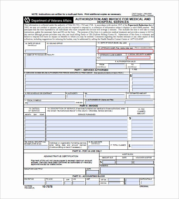 Medical Bill Template Pdf Best Of Medical and Health Invoice Template 15 Free Word Excel