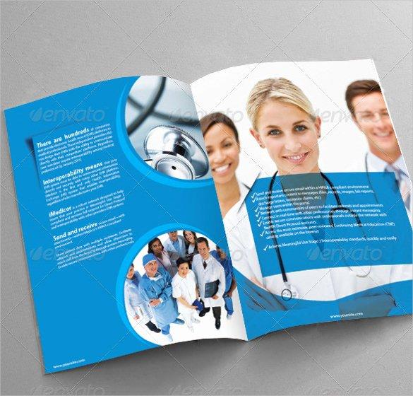 Medical Brochure Templates Free Elegant Free Eye Checkup Camp Pamphlet