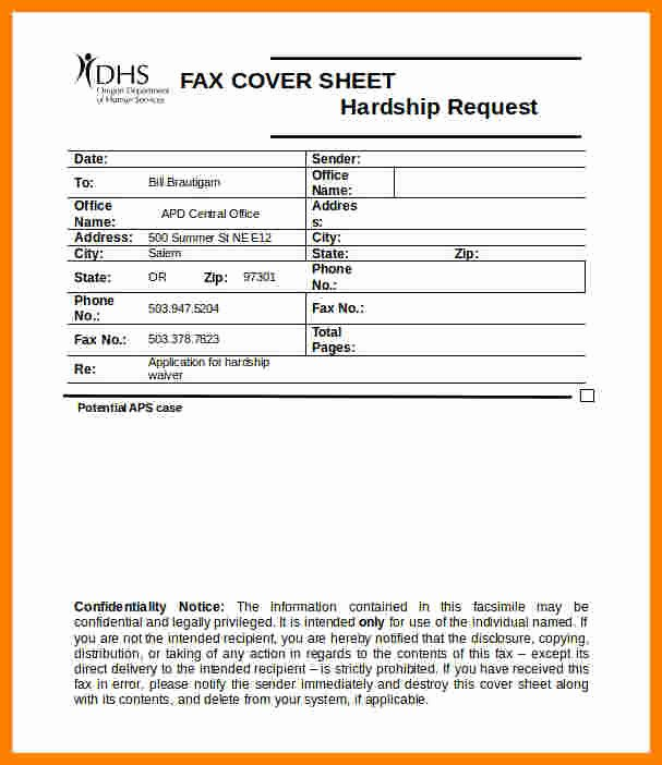 Medical Fax Cover Sheet Awesome 9 Hipaa Fax Confidentiality Statement