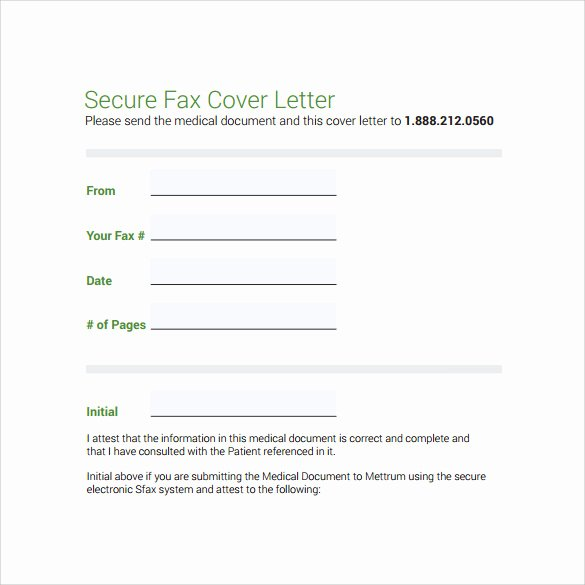 Medical Fax Cover Sheet Best Of Medical Fax Cover Sheet 14 Documents In Pdf Word