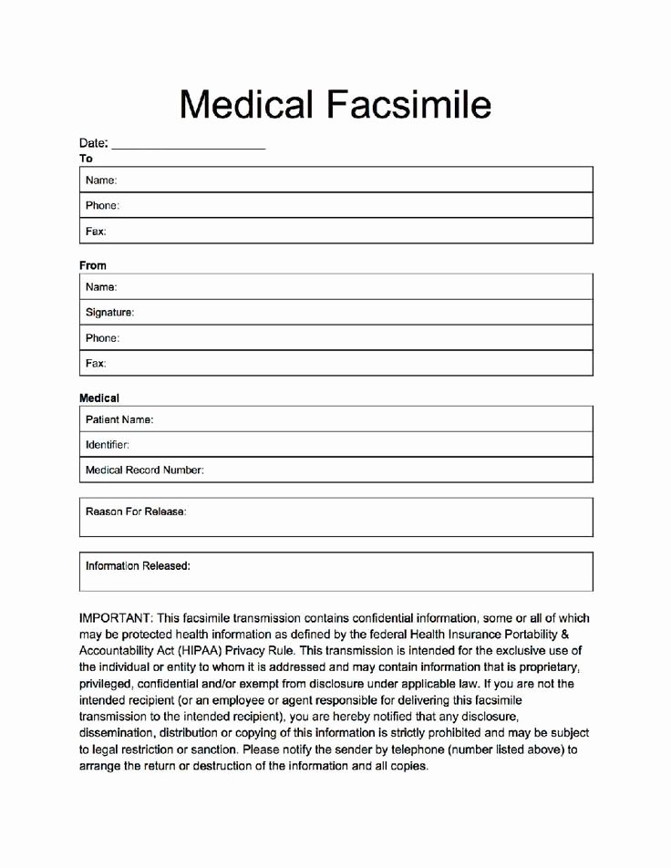 Medical Fax Cover Sheet Inspirational 17 Best Images About Popular Fax Cover Sheets On Pinterest
