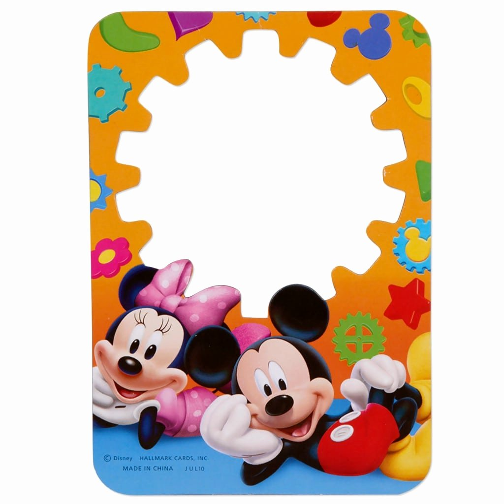 Mickey Mouse Birthday Invitation Template New Mickey Mouse Clubhouse Printable Invitation Template
