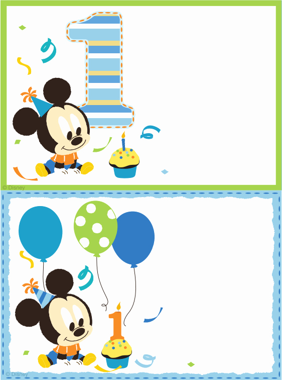 Mickey Mouse Birthday Invitations Template Luxury Blank Mickey Mouse Baby Shower Invitations