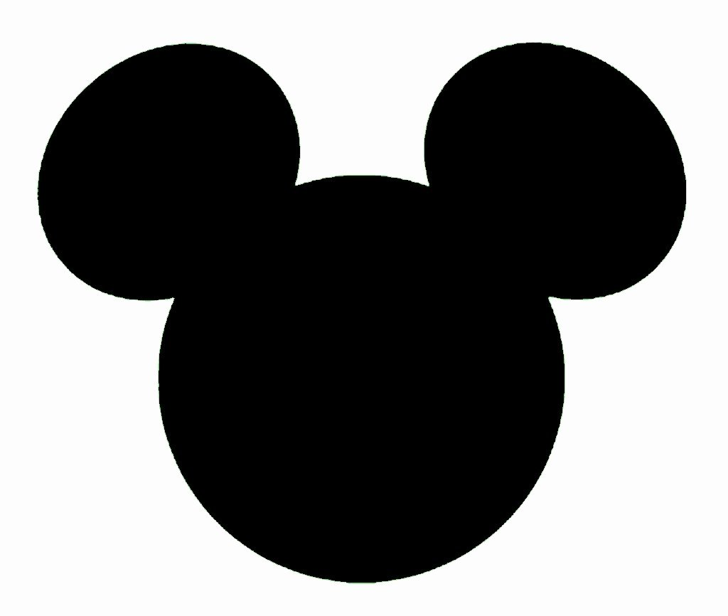 Mickey Mouse Face Template Beautiful Free Mickey Mouse Face Outline Download Free Clip Art Free Clip Art On Clipart Library