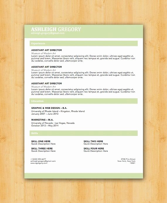 Military Resume Template Microsoft Word New 17 Best Images About Job Hunt On Pinterest
