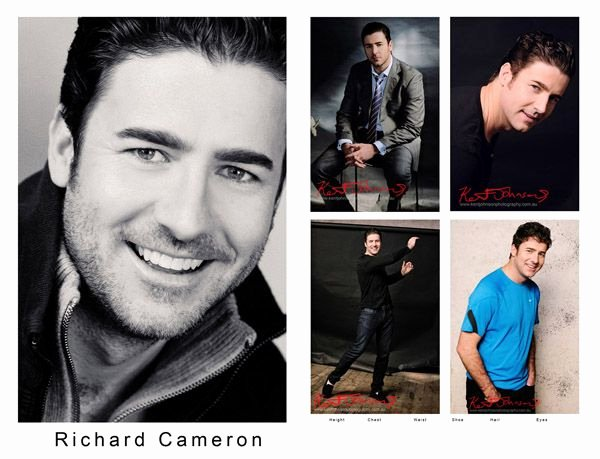 Model Comp Card Examples Beautiful P Card Male Modelling Portfolio Sydney Australia by Kent Johnson