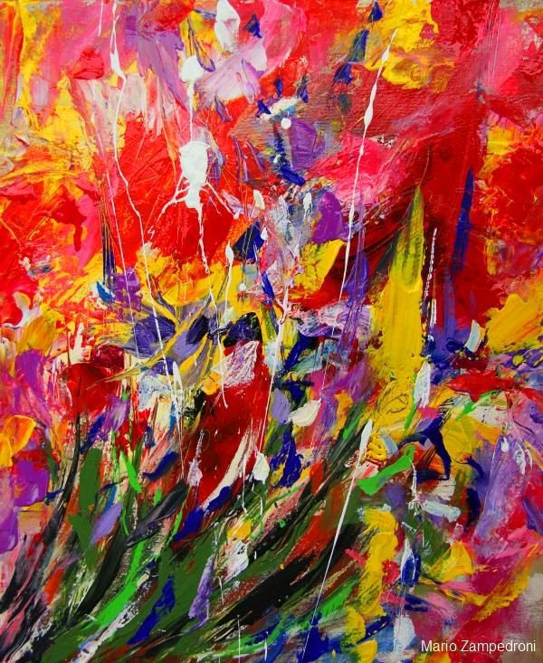 Modern Abstract Flower Paintings Beautiful 17 Best Images About Abstract Flowers On Pinterest