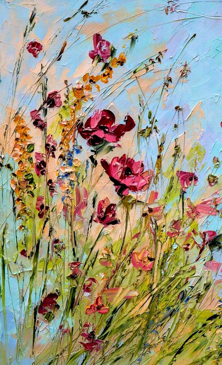 Modern Abstract Flower Paintings Inspirational Pin by Cassiopeia Wormhole On Abode Of Art
