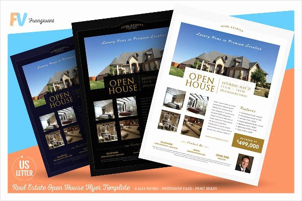Modern Real Estate Flyers Inspirational 28 Modern Real Estate Flyer Designs Word Ai Psd Eps Vector