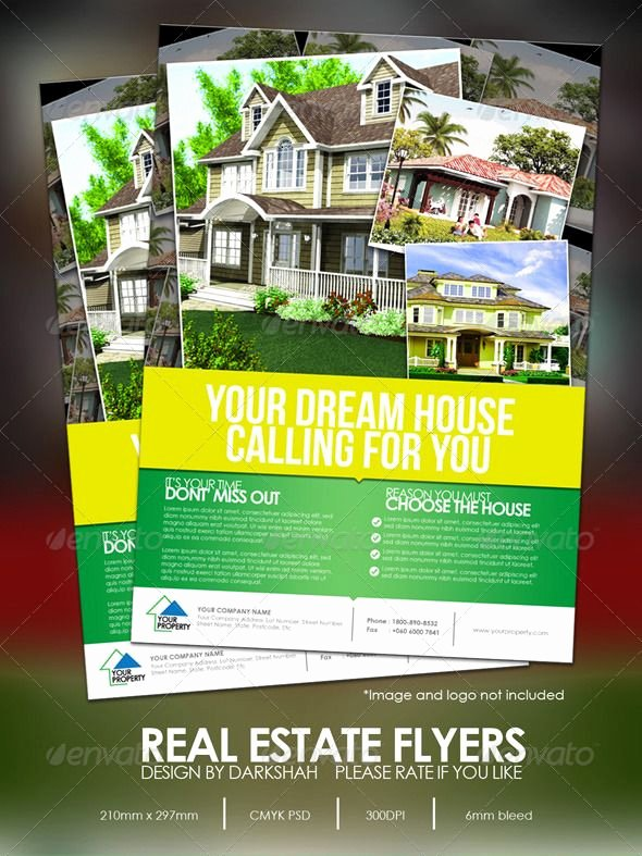 Modern Real Estate Flyers Inspirational Real Estate Modern Flyers