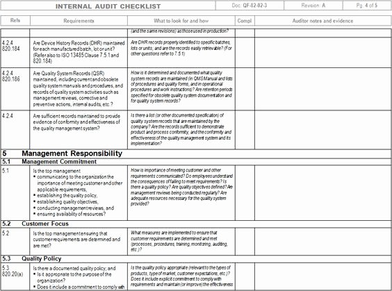 Mortgage Quality Control Plan Template New 12 Of Mortgage Quality assurance Audit Checklist