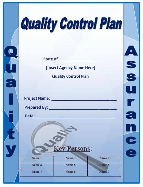 Mortgage Quality Control Plan Template Unique Quality Control Plan Template Microsoft Word Templates