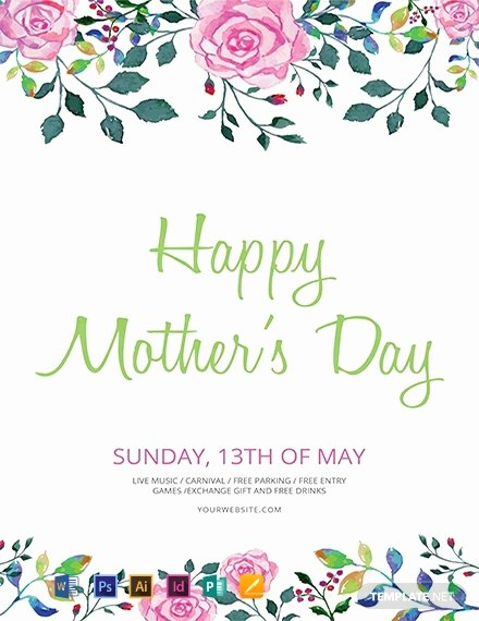 Mother Day Flyer Template Free Fresh Free School Admission Flyer Template Download 772 Flyers In Psd Illustrator Word Publisher