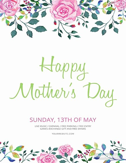 Mother Day Flyer Template Free Unique Free Fall Festival Flyer Template Download 416 Flyers In Psd Illustrator Word Publisher