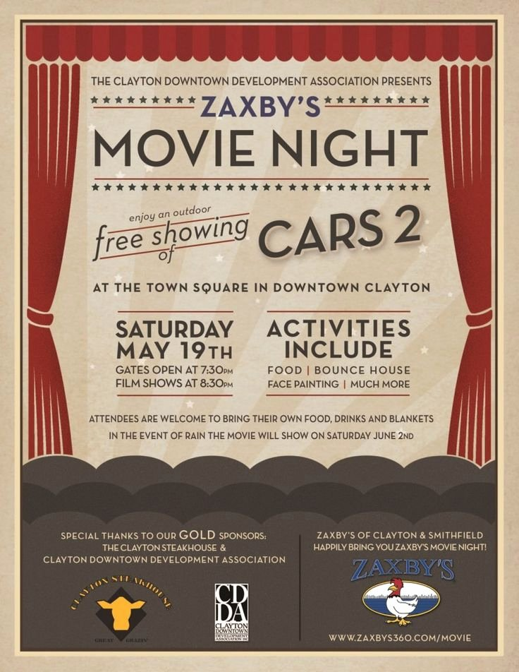 Movie Night Flyer Templates Beautiful Movie Night Poster Google Search Inspiration Station Graphic Design Pinterest