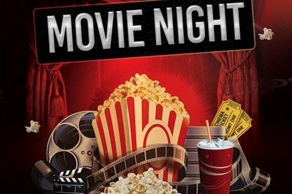 Movie Night Flyer Templates Inspirational Free Movie Night Flyer Templates Free 29 Shop Vector Downloads