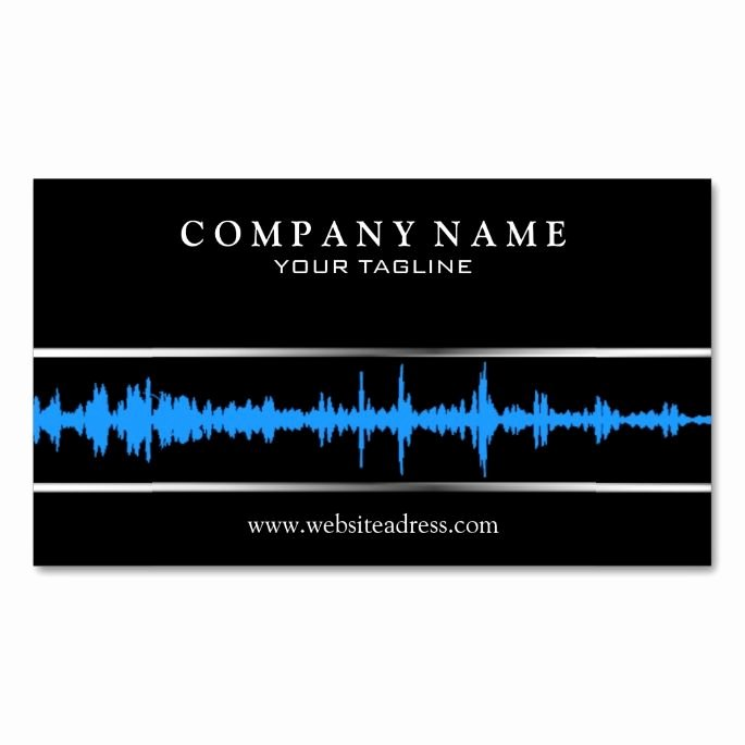 Music Business Cards Template Lovely 2150 Best Images About Music Business Card Templates On Pinterest