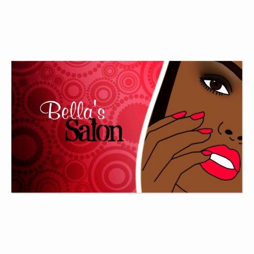 Nail Salon Business Cards Lovely Nail Salon Business Cards