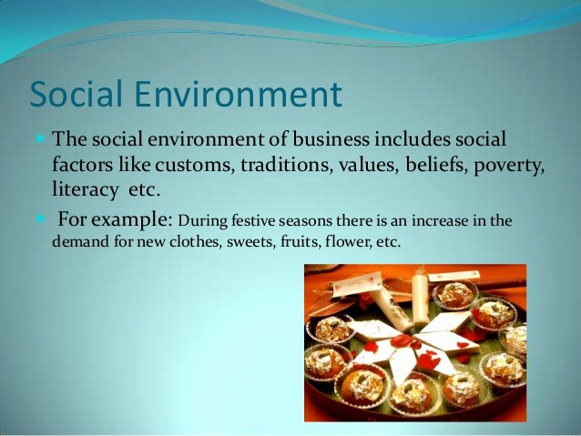 Nature Of Business Example New Domestic and Global Business Environment