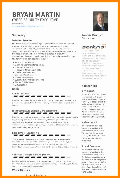 Network Engineer Resume Example Fresh 5 Network Engineering Resume