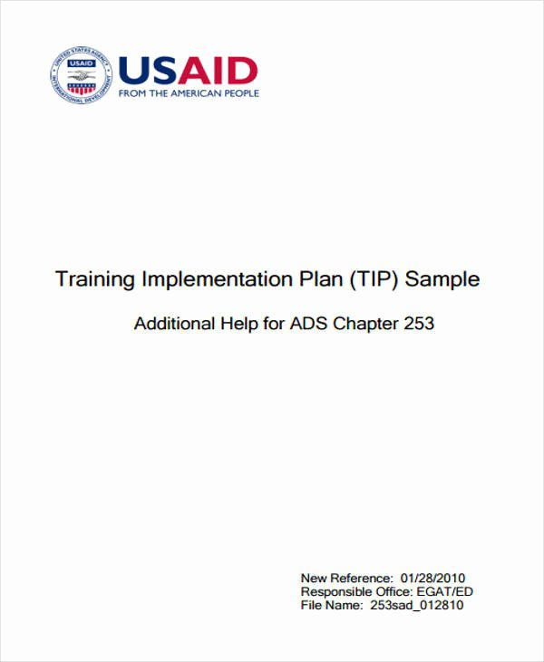 Network Implementation Plan Example Awesome 9 Implementation Plan Samples & Templates Pdf Google Docs Apple Pages Word