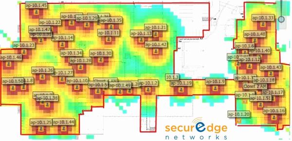 Network Site Survey Template Beautiful Wireless Network Design Using Predictive Site Surveys – Faq