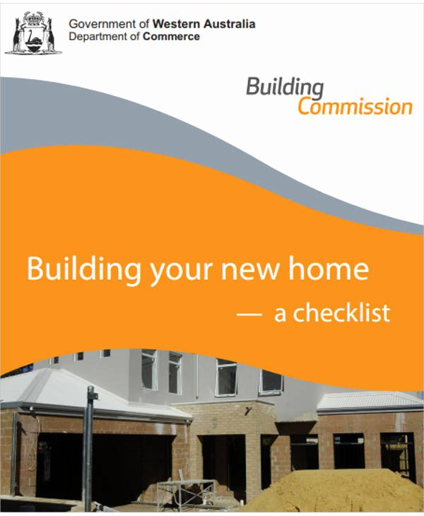 New Construction Punch List Template Luxury Punch List for New Home