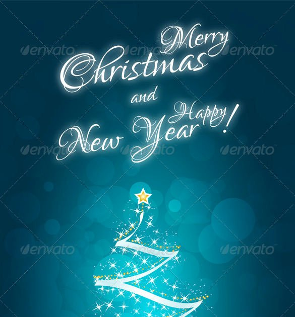 New Year Cards Templates Awesome 150 Christmas Card Templates Free Psd Eps Vector Ai Word format Download