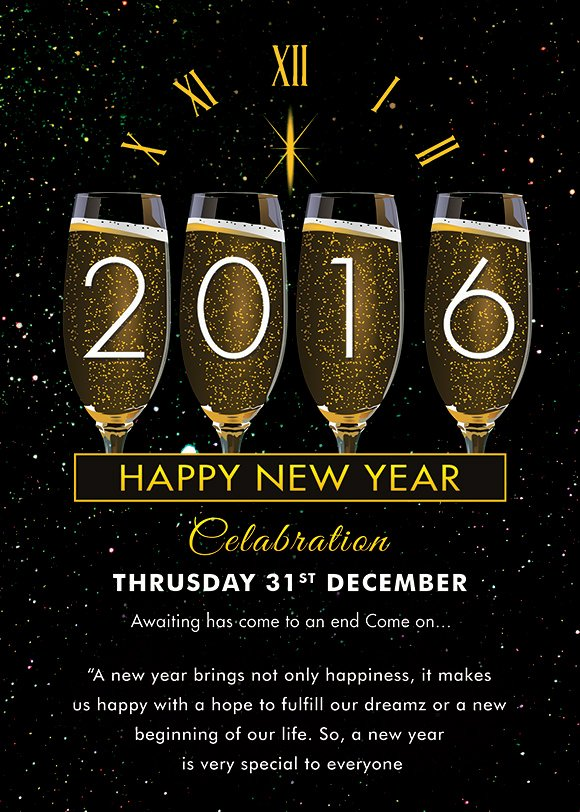 New Year Cards Templates Luxury Sample New Year Invitation Templates 24 Download Documents In Psd Pdf