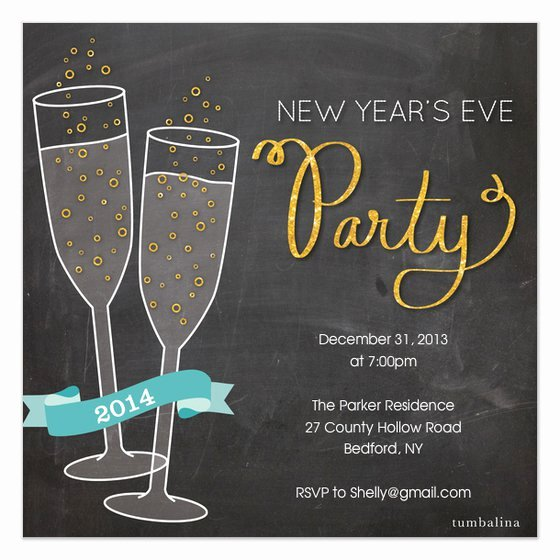 New Years Eve Invitation Templates Luxury New Years Eve Invitations Template