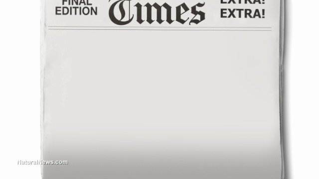 New York Times Newspaper Template Beautiful Mainstream Media Rapidly Be Ing Irrelevant In World Of Online Decentralized News