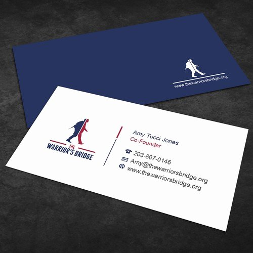 Non Profit Business Cards Best Of Create A Killer Business Card for A Veteran S Non Profit
